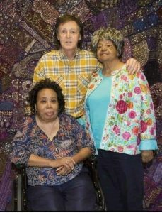Paul, Thelma and Elizabeth