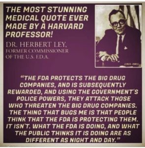 The FDA Protects Drug Companies