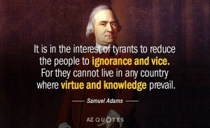 Virtue And Knowledge