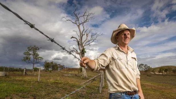 Farmer Andrew O'Dea