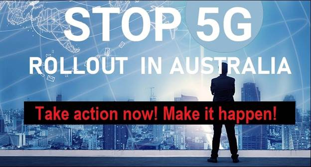 Stop The 5G Rollout In Australia