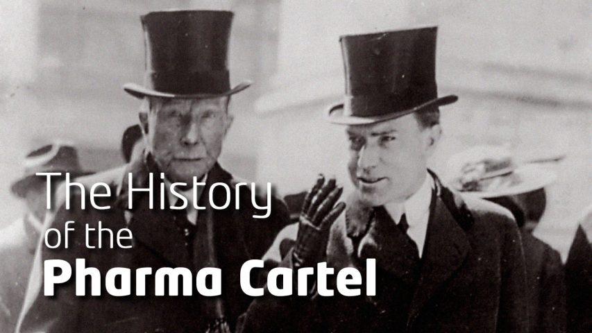 History of the Pharma Cartel