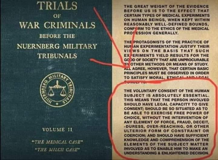 Nuremberg War Crimes Trials