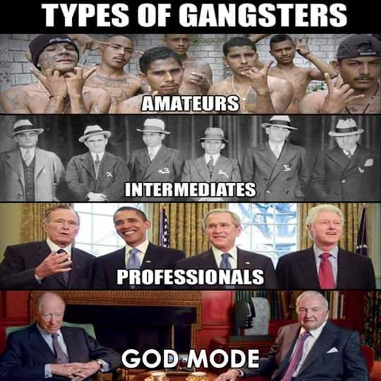 Gangster Types