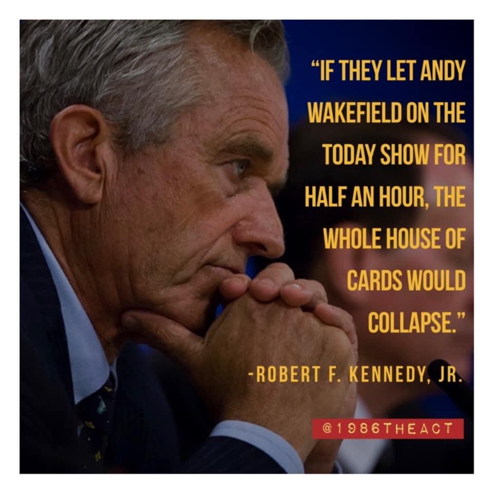 Robert F Kennedy Jr The Act