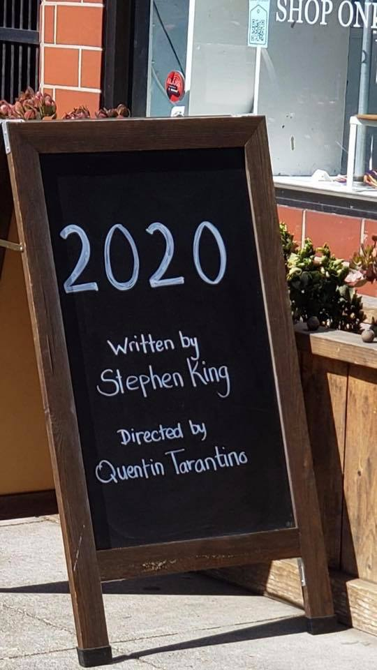 2020 Author and Director