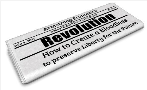 How To Create A BloodlessRevolution