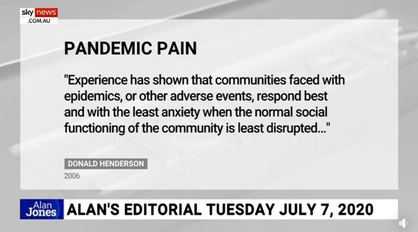 Pandemic Pain
