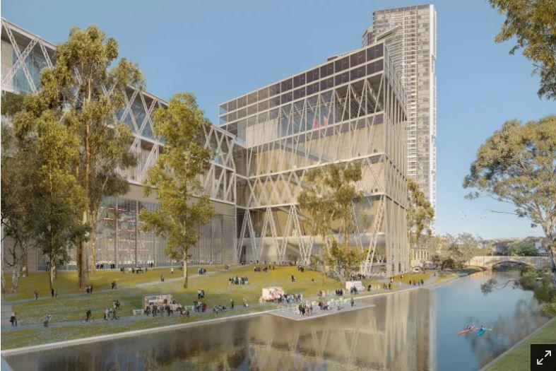 Parramatta Powerhouse