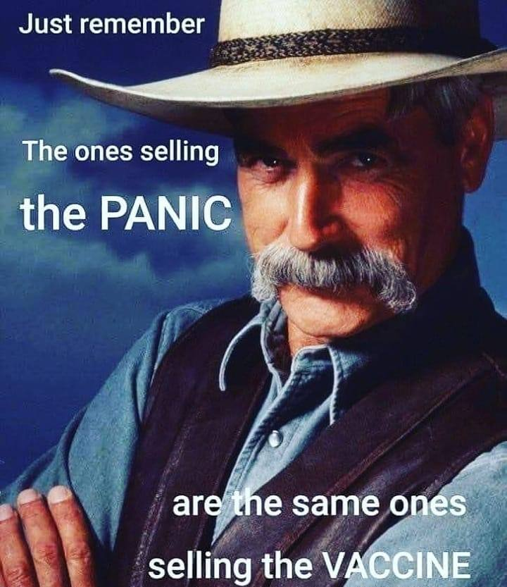 Sell The Panic Sell The Cure