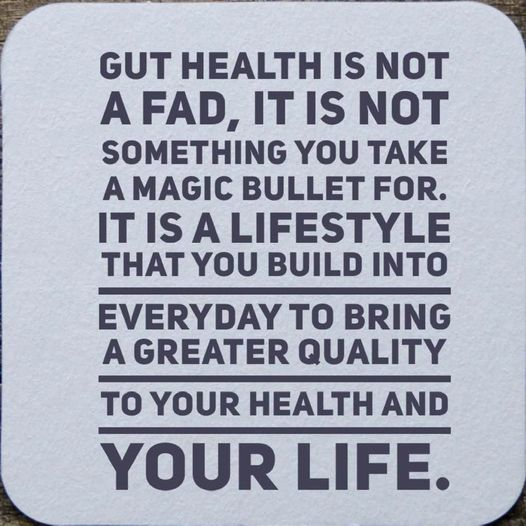 Building Gut Health