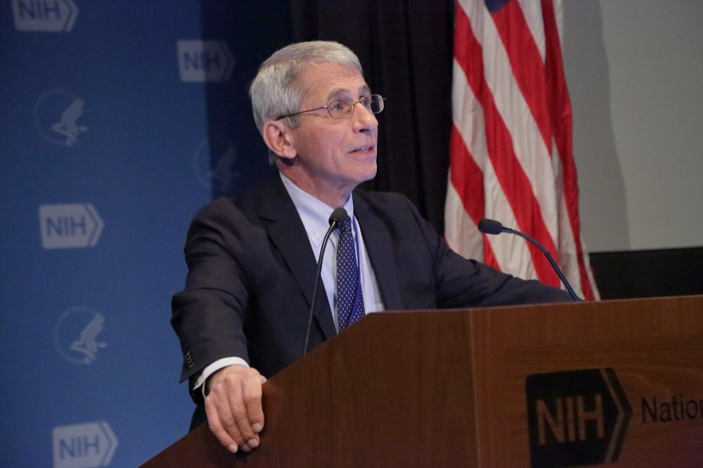 Fauci Changes Tune AGAIN