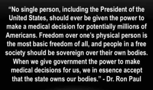 No Power To Make Medical Decisions