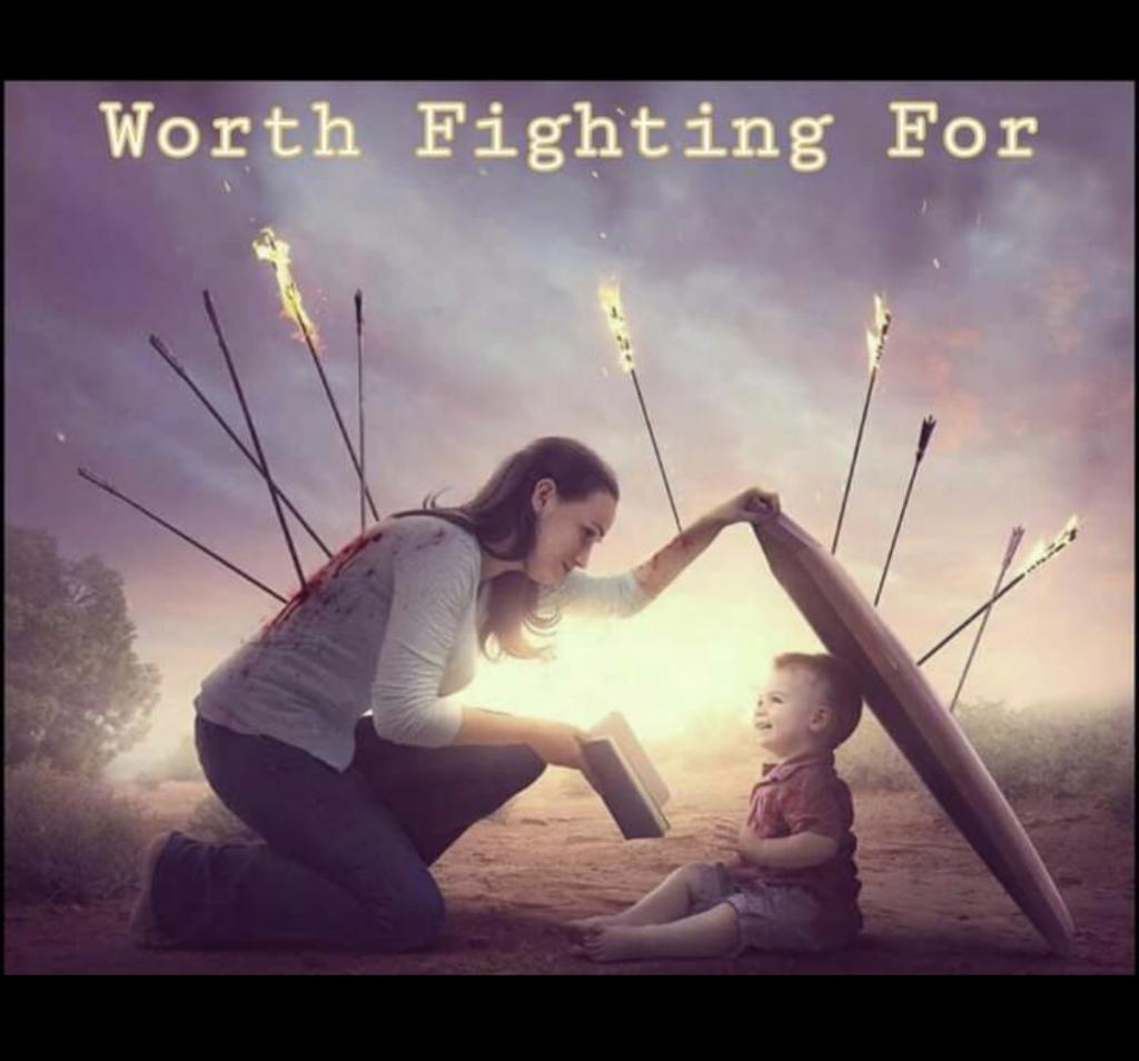 Our Children Are Worth Fighting For