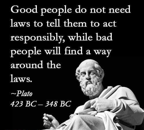 Plato On Laws